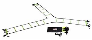 Blazer Athletic Adjustable Agility Ladder