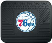 Fan Mats Philadelphia 76ers Utility Mats