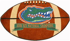 Fan Mats University of Florida BCS Football Mat