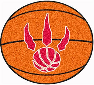 Fan Mats NBA Toronto Raptors Basketball Mat