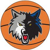 Fan Mats NBA Minnesota Timberwolves Basketball Mat