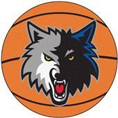Fan Mats NBA Minnesota Timberwolves Basketball Mat