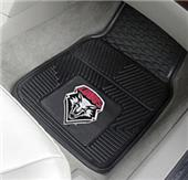 Fan Mats University of New Mexico Car Mats (set)