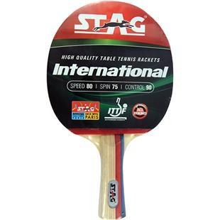 Stag International Table Tennis Racket