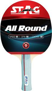 Stag ITTF All Round Table Tennis Racket