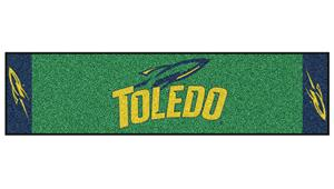 Fan Mats University of Toledo Putting Green Mat