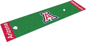 Fan Mats University of Arizona Putting Green Mat