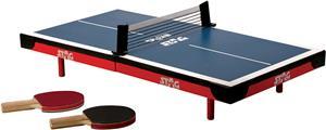 Stag Super Mini Table Tennis Table w/Balls Paddles