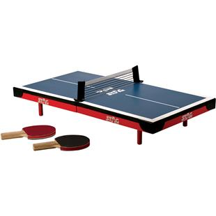 Stag Super Mini Table Tennis Table w/Balls Paddles