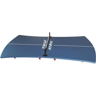 Stag Super Mini Table Tennis Table Convex Style