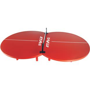 Stag Super Mini Table Tennis Table Figure 8 Style