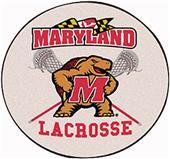 Fan Mats University of Maryland Lacrosse Ball Mat