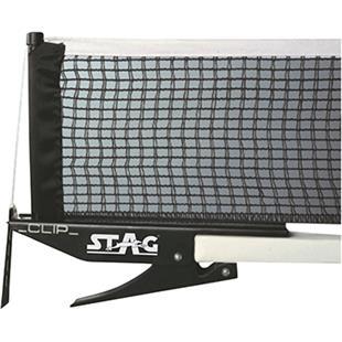 Stag Advanced Table Tennis Net Clip w/Net