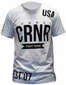 Combat Corner CRNR Team T-Shirts