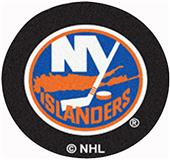 Fan Mats NHL New York Islanders Puck Mats
