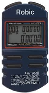Blazer Robic SC-606W 50-Dual Memory Stopwatch