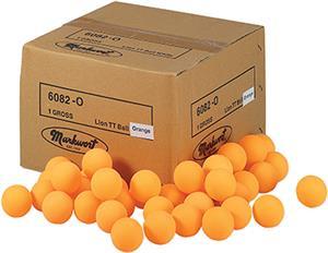 Seamless orange table tennis balls 1 gross box for 1 gross table tennis balls