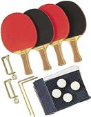 Markwort Deluxe Table Tennis Set