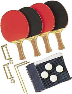 Markwort Deluxe Table Tennis Set