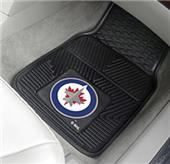 Fan Mats NHL Winnipeg Jets Vinyl Car Mats (set)