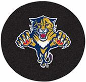 Fan Mats NHL Florida Panthers Puck Mats