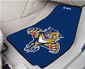 Fan Mats NHL Florida Panthers Car Mats (set)