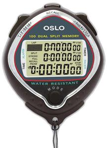 Blazer Athletic Oslo 100 Stopwatch