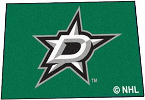 Fan Mats NHL Dallas Stars Starter Mats