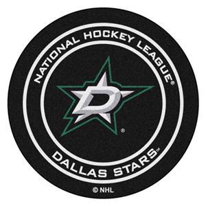 Fan Mats NHL Dallas Stars Puck Mats