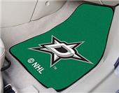 Fan Mats NHL Dallas Stars Carpet Car Mats (set)