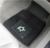 Fan Mats NHL Dallas Stars Vinyl Car Mats (set)
