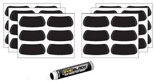 EYEBLACK Strips/Grease Stick Combo Pack