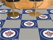 Fan Mats NHLWinnipeg Jets Team Carpet Tiles