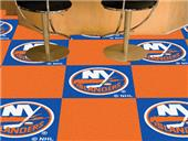 Fan Mats NHL New York Islanders Team Carpet Tiles