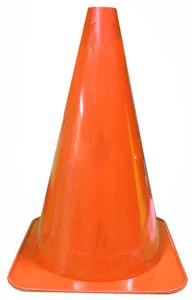 "Epic 15"" Tall Soccer Cones-Blue or Orange"