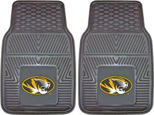 Fan Mats University of Missouri Vinyl Car Mats