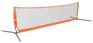 Bow Net 12'x3' Portable Soccer Tennis Net