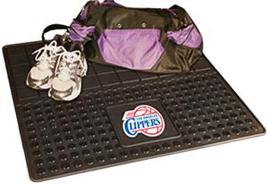 Fan Mats Los Angeles Clippers Cargo Mats