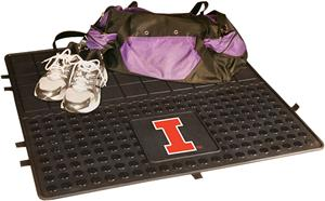 Fan Mats University of Illinois Cargo Mats