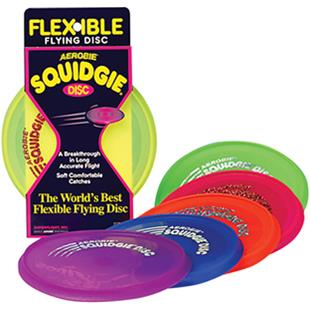 Aerobie Squidgie Accurate Flights Disc