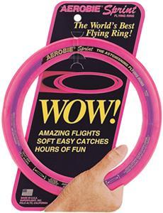 "Aerobie Pro Flying  & Sprint 10"" & 13"" Ring"