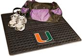 Fan Mats University of Miami Cargo Mats