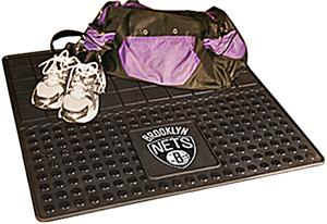 Fan Mats Brooklyn Nets Cargo Mats