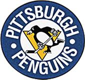 Fan Mats NHL Pittsburgh Penguins Puck Mats