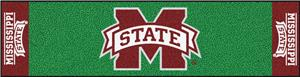 Mississippi State University Putting Green Mat