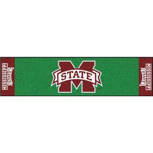 Mississippi State University Putting Green Mat