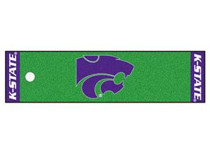 Fan Mats Kansas State University Putting Green Mat