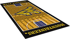 FanMats West Virginia University Basketball Runner
