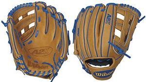 "Wilson David Wright A2K 12"" Infield Baseball Glove"