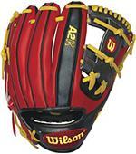 "Wilson A2K Brandon Phillips 11.5"" Baseball Glove"